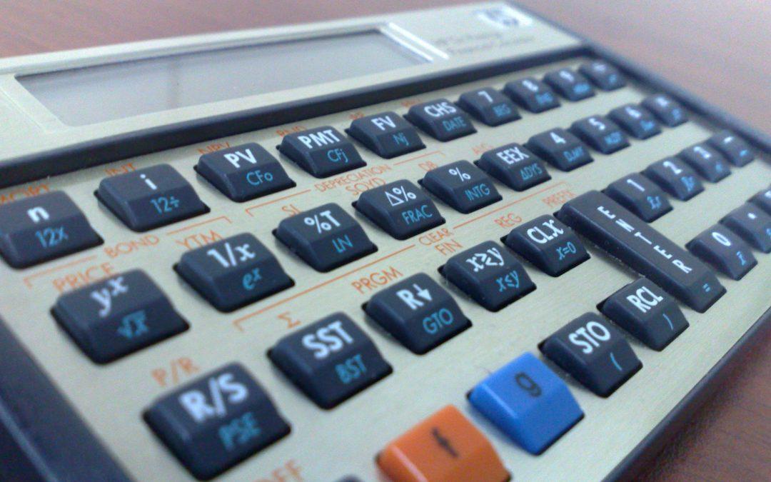 Curso prático com calculadora financeira HP 12c
