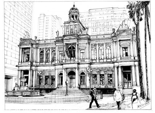 Concurso Agente Fiscal da Receita Municipal – Porto Alegre